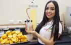 Una studentessa ha creato un materiale plastico grazie alla scorza d'arancia: si decompone in soli 90 giorni