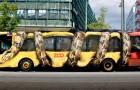 10 Busse, deren Form so seltsam ist, dass sie direkt aus einem absurden Traum zu kommen scheinen