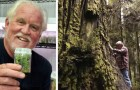 Quest'uomo clona gli alberi più alti della Terra e li ripianta in luoghi più adatti alla loro sopravvivenza