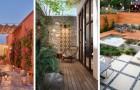 13 proposte da cui trarre ispirazione allestire magnifici angoli-giardino anche in mancanza di spazio
