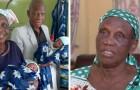 Een vrouw bevalt voor het eerst op 68-jarige leeftijd: ze is nu moeder van een prachtige tweeling