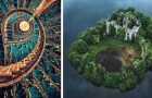 13 affascinanti luoghi abbandonati che sono stati divorati dal tempo e dalla Natura