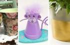 8 tecniche super-facili per decorare i vasi di terracotta con gusto e originalità
