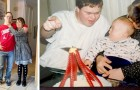 A couple suffering from Down Syndrome have a baby: many debate whether they are responsible enough to handle raising a child