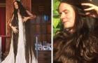 Deze vrouw heeft 1,80 meter lang haar: voor velen is ze de echte Rapunzel