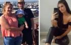Questa mamma aveva preso 50 Kg durante la gravidanza: oggi è tornata in forma senza nessuna dieta estrema