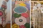 9 trovate una più bella dell'altra per riciclare vecchi centrini e arricchire la casa di stile ed eleganza