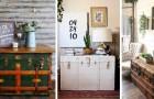 8 proposte irresistibili per riciclare bauli da viaggio vintage creando mobili pieni di fascino