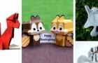 9 simpaticssimi lavoretti a forma di scoiattolo, da regalare ai bambini o da realizzare insieme a loro