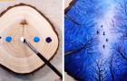 5 tecniche strepitose per realizzare fantastici dipinti in pochi passi
