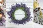 8 modi incantevoli per decorare con la lavanda e abbellire la casa con fiori estivi dal profumo inconfondibile