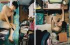 Wat het betekent om in een kamer van 4 m² in Zuid-Korea te wonen: de fotografische getuigenissen van deze fotograaf