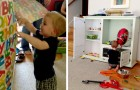 People mocked their 2-year-old son because he plays with a kitchen: the father says