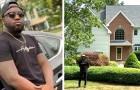 Han blev utslängd och tvingades sova i bilen i 4 år, nu har den här killen lyckats köpa sig en villa