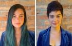 15 mulheres que ousaram cortar seus cabelos compridos, fazendo uma ótima escolha