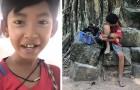 Den här killen lärde sig 12 språk genom att sälja souvenirer till turister, nu studerar han för en bättre framtid