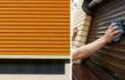 Le dritte più utili per pulire al meglio serrande e tapparelle, liberandole da polvere e sporcizia