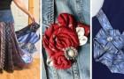 11 decorazioni fai da te da realizzare riciclando vecchie cravatte in modo davvero creativo
