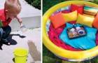 10 supergünstige Ideen, um Kinder in den Sommerferien zu unterhalten