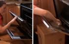 Il metodo fai da te facile ed economico per pulire lo sportello del forno con doppio vetro