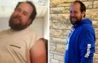 Een vader gaat op dieet en verliest 20 kg om een deel van de lever aan zijn zoon te schenken en zijn leven te redden