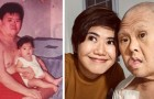 Daughter dedicates a touching letter to her father for his 50th birthday: although he suffers from Down Syndrome, he's never stopped showing her how much he loves and cars for her