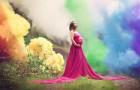 Elle devient enfin mère après 6 fausses couches : une photo spectaculaire célèbre l'heureux événement