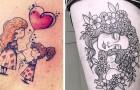 13 tatouages émouvants entre mère et fille qui résument toute la beauté de cette relation spéciale