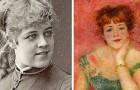 10 Frauen, die die großen Maler der Vergangenheit inspiriert haben: ein fotografischer Vergleich zeigt ihr wahres Aussehen