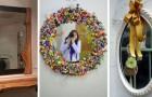 11 fantastiche cornici fai-da-te per gli specchi da realizzare con legno, giocattoli riciclati e non solo