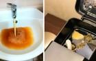 Hotels om te vergeten: 14 foto's tonen de meest walgelijke details in hotelkamers