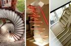 13 volées de marche à couper le souffle qui semblent défier les lois de l'architecture