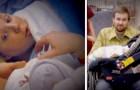 Een vrouw sterft direct na de bevalling: haar rouwende echtgenoot gaat verder met de blog die ze tijdens de zwangerschap was begonnen