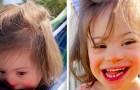 Uma menina de 5 anos é rejeitada no acampamento de verão porque tem síndrome de Down