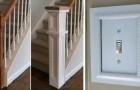 11 soluzioni ingegnose per trasformare l'aspetto di mobili e stanze aggiungendo le modanature