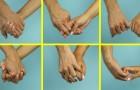 De manier waarop jij en je partner elkaars hand vasthouden, kan iets over je relatie onthullen