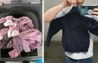 12 volte in cui il momento del bucato ha dato vita a piccoli-grandi disastri domestici