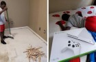 Il demande à ses parents une nouvelle Xbox mais il doit la gagner : son père le