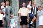 Passato vs. presente: 14 persone che hanno ricreato le foto d'infanzia con esilarante precisione