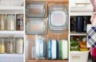 11 dritte utili per organizzare gli spazi e fare ordine in cucina e nella dispensa