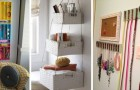 12 brillantes façons de ranger votre maison en recyclant des objets ordinaires