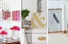 13 projets pour transformer des objets bon marché en accessoires de design attrayants