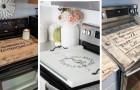 9 idee per creare coperture in legno per i fornelli e arredare la cucina in stile country