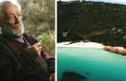 Er ist 81 Jahre alt und ist der Verwalter einer kleinen Insel in Sardinien: Jetzt riskiert er, für immer vertrieben zu werden