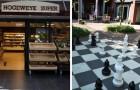 In Holland gibt es ein Dorf für Alzheimer-Patienten, in dem die Patienten ein