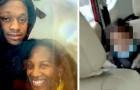 Uma mulher deixa na rua a filha de 6 anos, alegando que