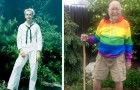 À 90 ans, un homme décide de faire son coming out avec un post sur Facebook :