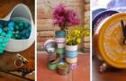 9 trovate di riciclo creativo per realizzare strepitose decorazioni con le scatole di tonno