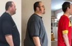 10 persone che hanno dato una svolta alla loro vita perdendo peso e diventando quasi irriconoscibili