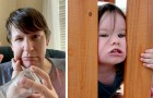 10 occasions in daily life in which children gave their parents a hard time